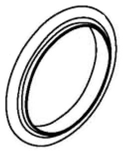 NW Centering Ring With O'Ring